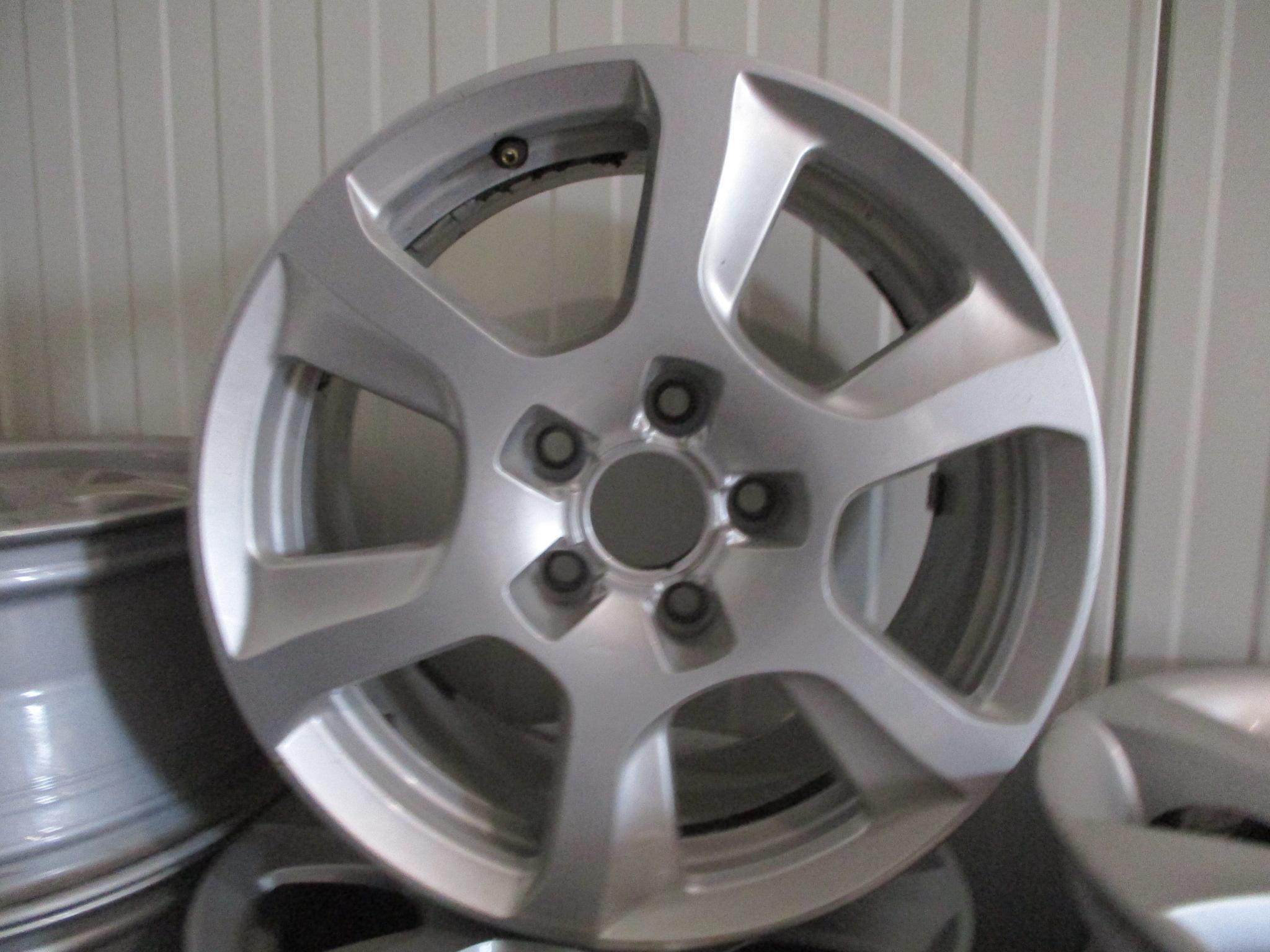 Audi Aluminium Velgen 75j X 16 Inch 4 Stuks Cib Automotive